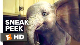 Dumbo Sneak Peek (2019) | 'Prepare for Takeoff' | Movieclips Trailers