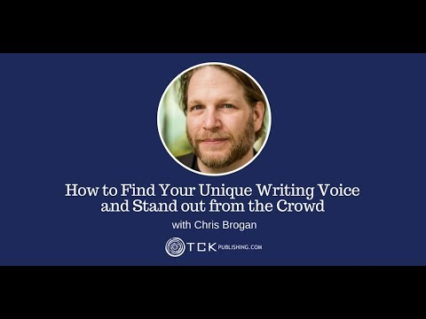 PPP147: How to Find Your Unique Writing Voice and Stand out from the Crowd with Chris Brogan