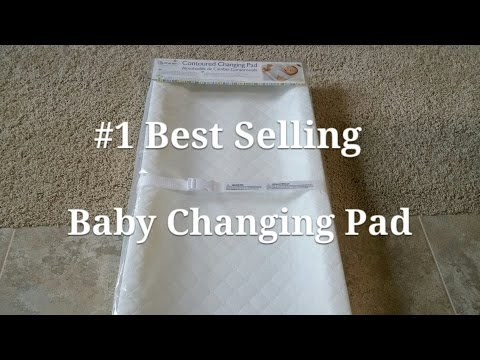 #1 Best Selling Baby Changing Pad on Amazon