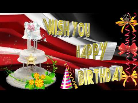 Happy Birthday Wishes Quotes Message Images Ecards Greetings Animation