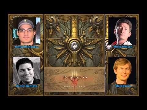 Diablo III: Book of Tyrael - Interview w/ Micky Neilson & Matt Burns   Blizzplanet - Part 2