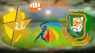 """GAMING SERIES"" ASIA CUP 2016 GAME 3 - PAKISTAN v BANGLADESH"