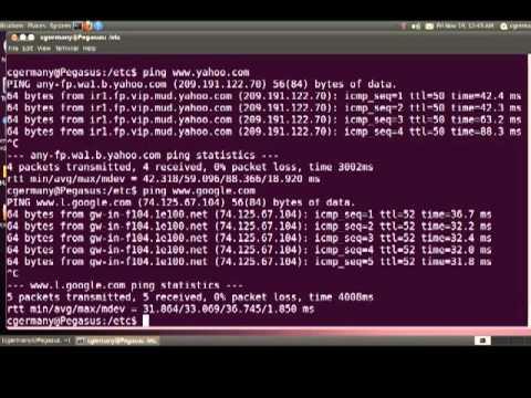 Setting Up and Configuring a DNS Server in Ubuntu 10.10 Maverick Meerkat - Part 4