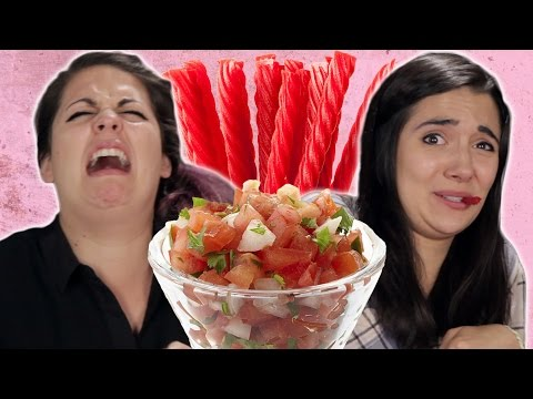 People Try Bizarre Food Combinations (Commenter Edition)