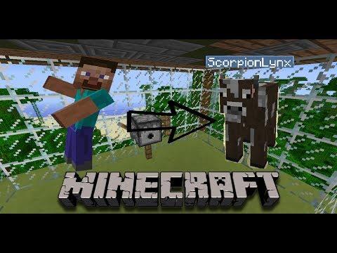 Minecraft   Morph Mod   1.6.4 Mod Review   Crazy Craft