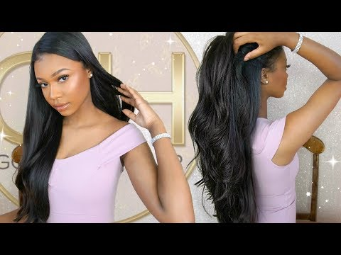 INTERNATIONAL GIVEAWAY FOR THE WORLD'S BEST EXTENSIONS | GoldiluxeHair (CLOSED)