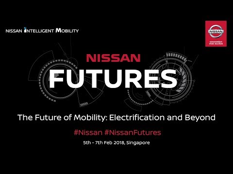 Nissan Futures in Singapore: Coming soon!