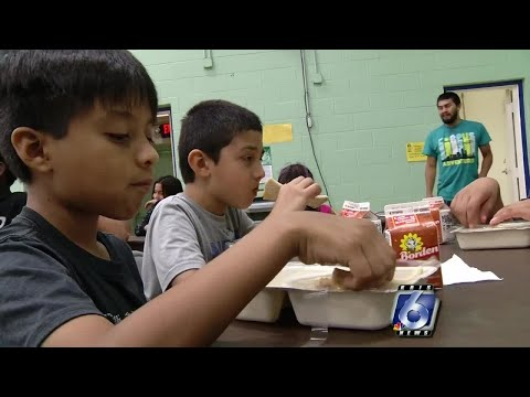 Free meals ensure no child goes hungry this summer
