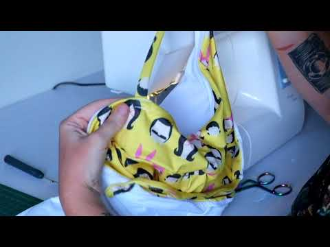 Sewing A Swimsuit: Part Seven
