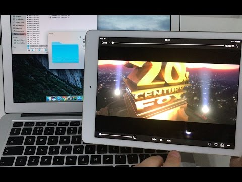 How to Transfer any Movie to iPad NO Jailbreak, NO iTunes works on Mac and Windows
