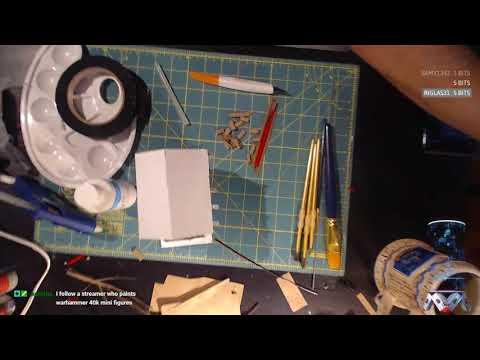 Miniatures - Medieval House - Part 1