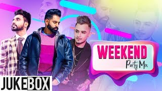 Weekend Party Mix | Video Jukebox | Latest Punjabi Songs 2019 | Speed Records