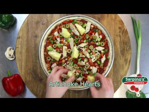Tuscany Pizza - Sarpino's Pizzeria Video