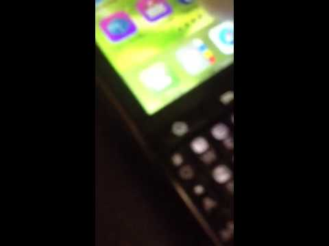 iOS 7 on my aridond