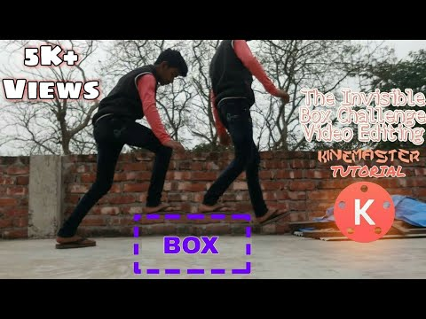 Xxx Mp4 How To Make The Invisible Box Challenge Video Editing Tutorial On Kinemaster 3gp Sex