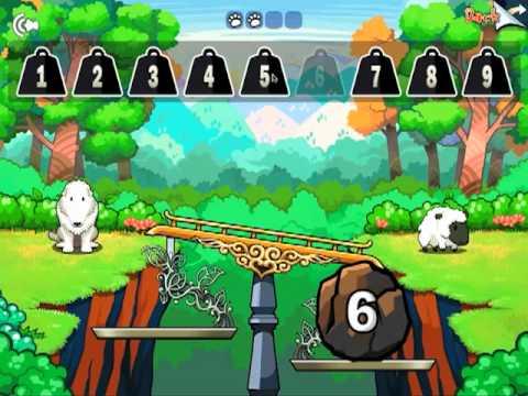 Animals with Math Balance for Kids HD - iPhone / iPad