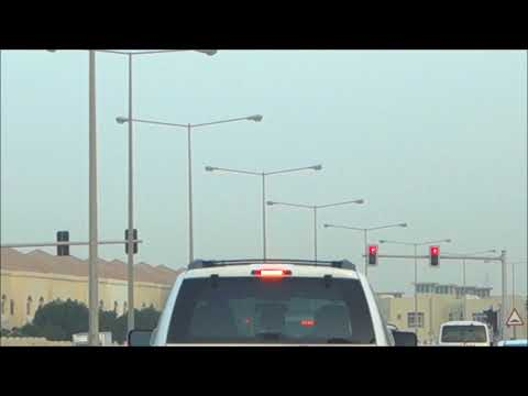 Life in Doha: Dropping of  Kids to School