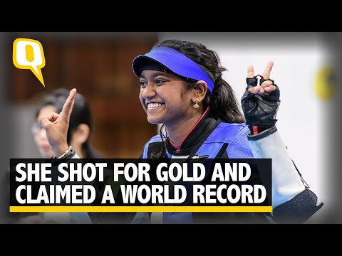 This 18-year-old Junior Shooter Took Gold And a World Record At Sydney