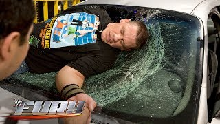 16 times Superstars smashed through glass: WWE Fury