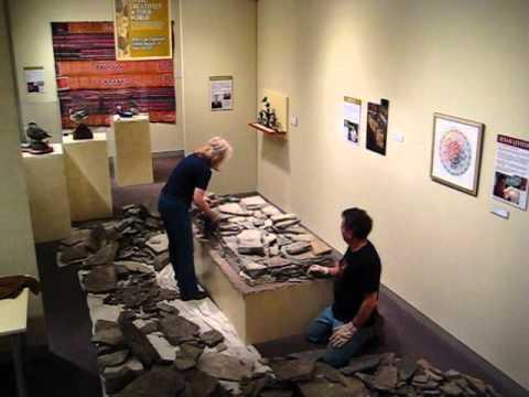 Behind the Scenes: Installing the Fieldstone Wall in Making it Better: Pennsylvania Folk Arts Today