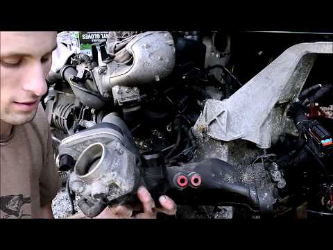 MINI Cooper Transmission Removal / Checking the Dual Mass Flywheel
