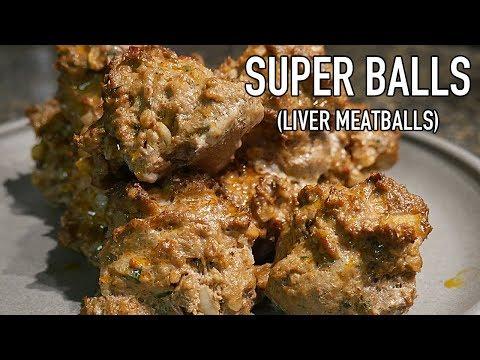 Keto Super Balls (Liver Meatballs) | Keto Savage Kitchen