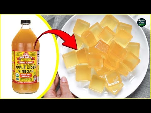 Take Your Daily Dose of Apple Cider Vinegar as Gummy!