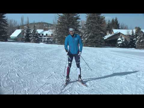 Nordic Skiing With JANS.com: V1 Skate Technique