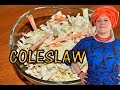 Oyinbo Cooking: Coleslaw Salad! The Perfect Match for a Rice&Chicken!