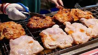 Download Taiwanese Street Food - SPICY CHILI CHEESE CHICKEN Fried Chicken Taiwan Video
