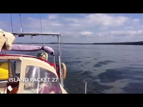 Sailing Vessel Southern Lady - Sailboat Propane Heater-2 (2-18-16 part 14)
