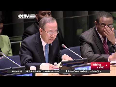 Nigeria adopts UN MDG to eradicate poverty