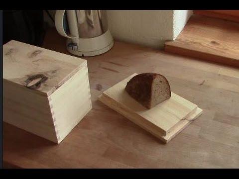 Making a bread box