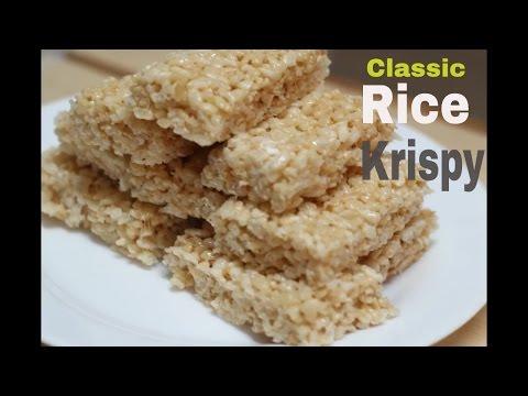 Classic Rice Krispy