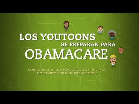 Los YouToons Se Preparan Para Obamacare