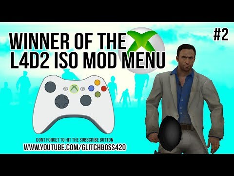 The Winner Of: Left 4 Dead 2 ISO Mod Giveaway/Contest Xbox 360 [#2]
