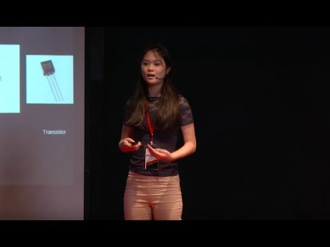 The Evolution of Technology | Melissa Chang | TEDxTaipeiAmericanSchool