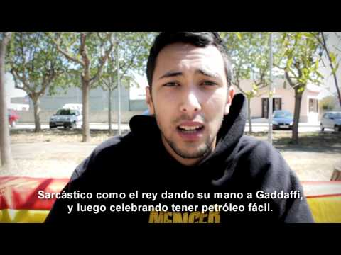 La TuerKa Rap - Valtónyc. (NO AL BORBÓ)