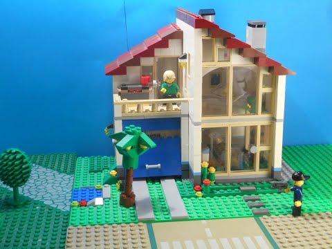 Lego Nerf War