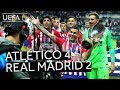 ATLÉTICO 4-2 REAL MADRID, UEFA SUPER CUP 2018 HIGHLIGHTS: Relive the action!!