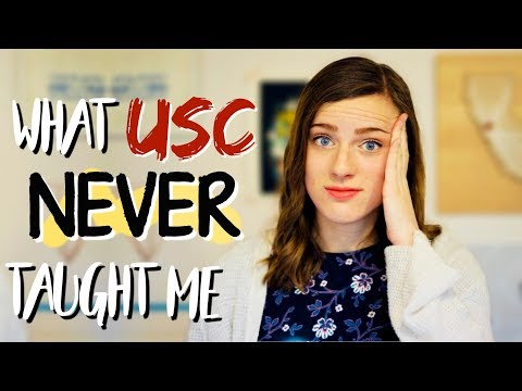 6 Things College NEVER Taught Me