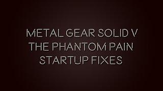 Metal Gear Solid 5 Glowstorm crack