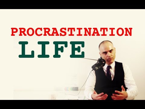 How to Overcome Life Procrastination
