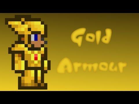 Microsoft Paint #4 - Gold Armour