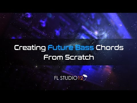 How to make Future Bass Chords | Sylenth1 Tutorial