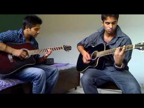 original kabhi kabhi aditi guitar by Rasil and Raghav