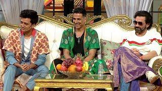 The Kapil Sharma Show - Movie Housefull 4 Episode Uncensored | Akshay, Riteish, Bobby, Chunky