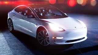 Trying the Tesla Model 3