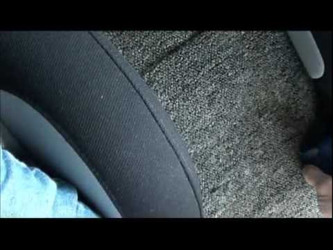 corvair arm rest moldy seat belt