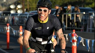 Steve-O Celebrated 10 Years of Sobriety by Participating in a Triathlon